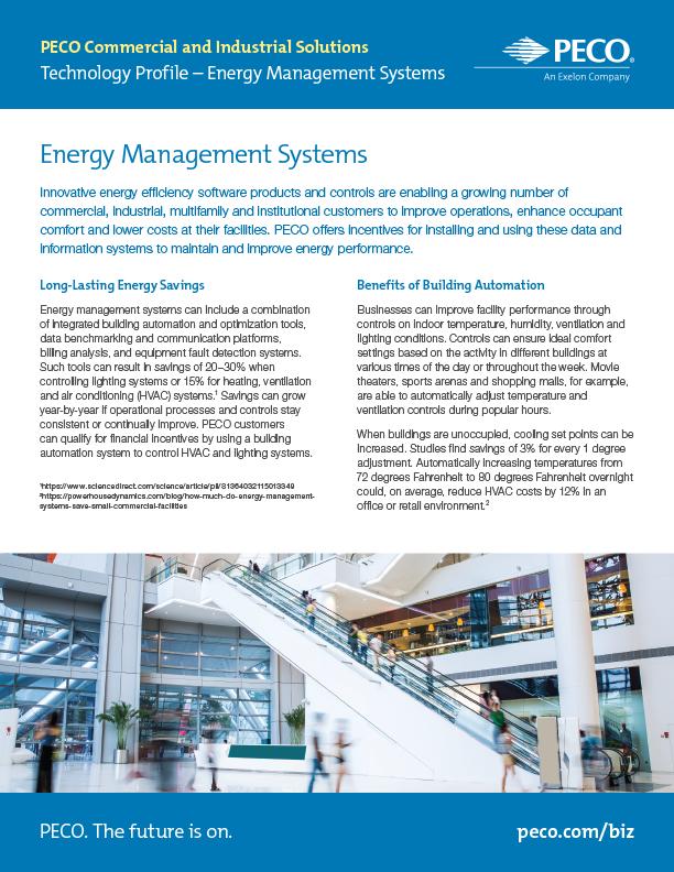 Tech Profile—Energy Management Systems