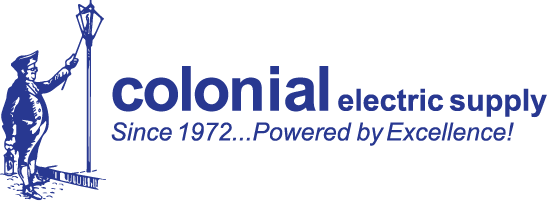 Colonial Electric Supply logo