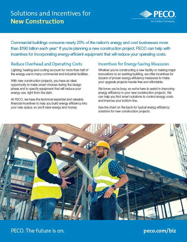 New Construction—Fact Sheet