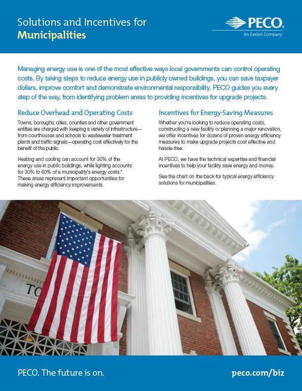 Municipalities—Fact Sheet