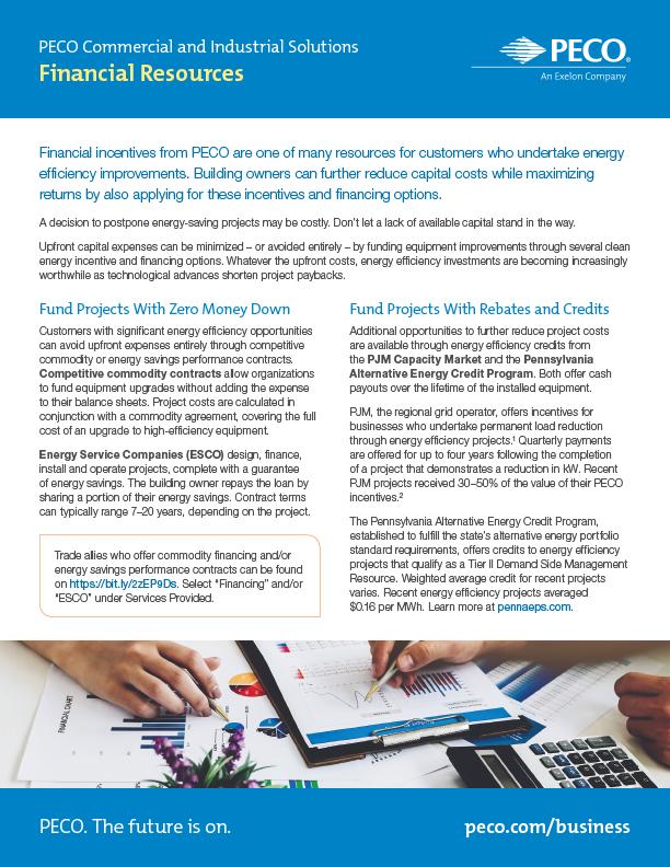 Financial Resources—Fact Sheet